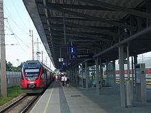维也纳城市快铁