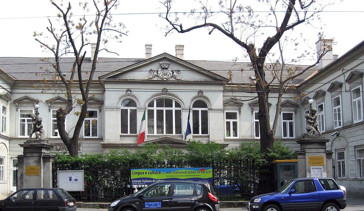 Istituto italiano di cultura wikipedia wolna encyklopedia for Istituto italiano