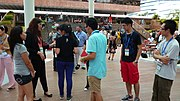 Wikimanía 2013 (1375944783) Hung Hom, Hong Kong.jpg