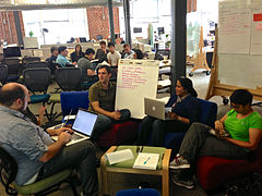 Wikimedia Foundation 2013 Tech Day 2 - Photo 02.jpg