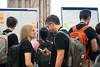 Wikimedia Hackathon Vienna 2017-05-19 Mentoring Program Introduction 042.jpg