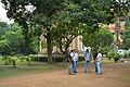 Wikimedia Meetup - St Johns Churchyard - Kolkata 2016-09-10 9484.JPG