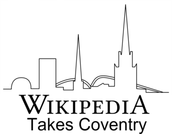 Wikipedia Takes Coventry logo.png