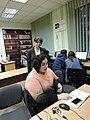 Wikiworkshop in Kharkiv 2018-11-10 by Kharkivian 04.jpg