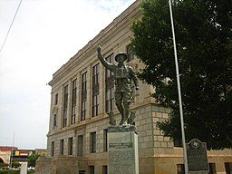 Wilbarger County, TX, Veterans' Memorial Picture 2205.jpg