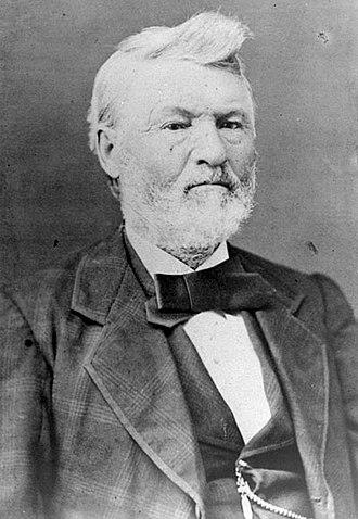 William G. Greene - Greene in 1860