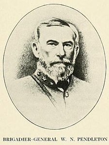 Il gen. William Nelson Pendleton