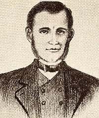 William B. Travis by Wiley Martin.JPG