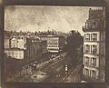 William Henry Fox Talbot, View of the Boulevards of Paris, 1843.jpg