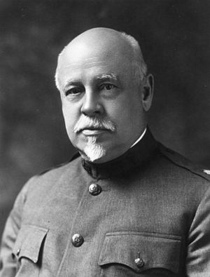 William H. Welch - Welch as brigadier general circa 1917-1921
