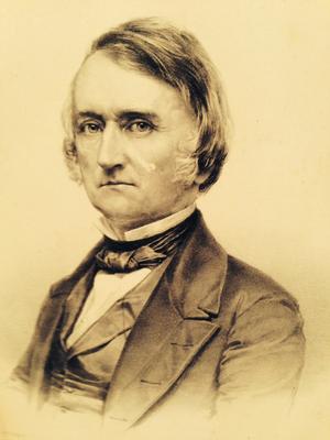 William Jessup - A portrait of William Jessup