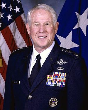 William R. Looney III - General William Looney, USAF