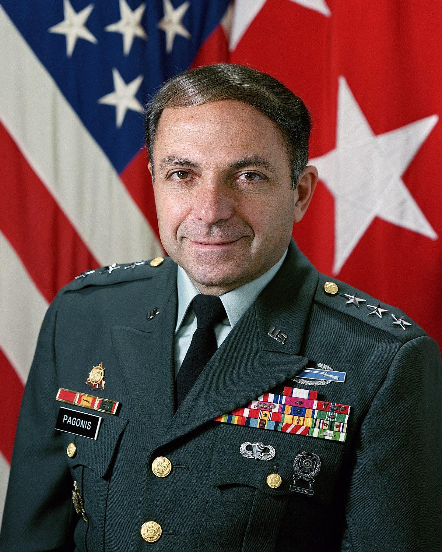William Pagonis