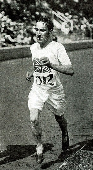 William Scott (athlete) - William Scott at the 1912 Olympics