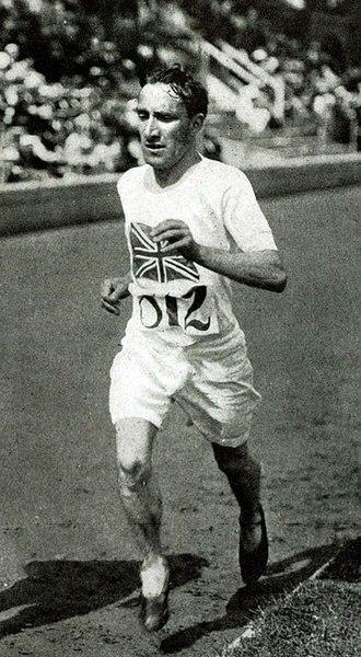 William Scott (athlete) - William Scott at the 1912 Olympics