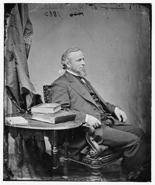 William washburn