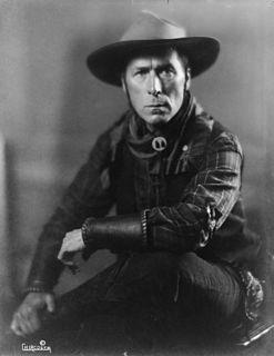 William S. Hart American actor