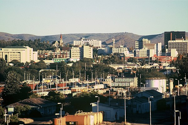 Pictures of Windhoek