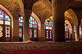 Winter Prayer Hall, Nasir-Ol-Molk Mosque, Shiraz (14288425899).jpg