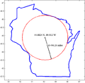 Wisconsin Pole of Inaccessibility.png
