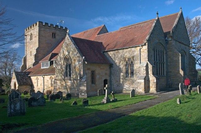 Withyham Church (geograph 456458)