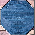 Witi Ihimaera memorial plaque in Dunedin.jpg
