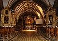 Wnętrze Kościół par p.w. św. Jana XVIXVII wiek Włocławek hwsnajper.JPG