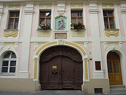 Wohn- und Geschäftshaus, Zollergasse 11.JPG