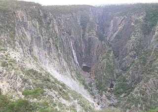 Wollomombi River river in New South Wales, Australia
