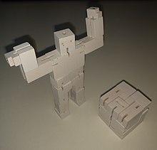 Snake Cube Wikipedia