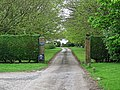 Woolards Ash Farm entrance, Hatfield Broad Oak, Essex, England.jpg