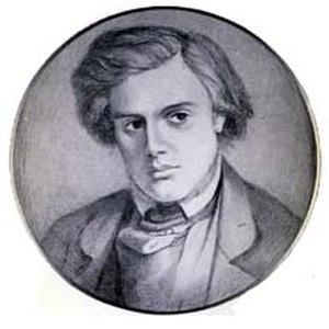Thomas Woolner - Thomas Woolner by Dante Gabriel Rossetti
