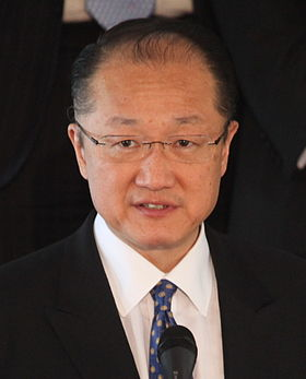 World Bank Group President Jim Yong Kim (cropped).jpg