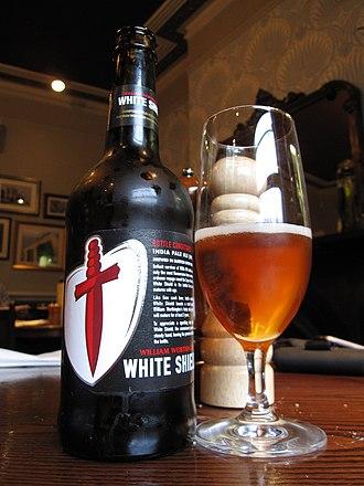 Worthington Brewery - Worthington's White Shield