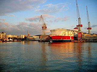 Hietalahti shipyard