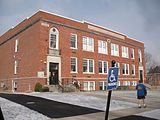 Legacy Christian Academy Gymnasium, constructed in 1924