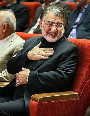 Yahya Ale Eshaq - Image: Yahya Ale Eshaq in Islamic Coalition Party congress