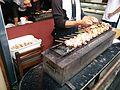 Yakitori in Kawagoe 味噌キムチタレねぎま.jpg