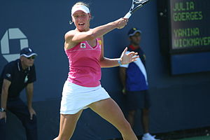 2010 Commonwealth Bank Tournament of Champions - Yanina Wickmayer won the 2010 ASB Classic by beating Italian Flavia Pennetta.