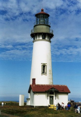 Yaquina Head Light - Image: Yaquina Head Lighthouse Oregon