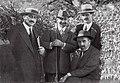 Yeghishe Tadevosyan, Vardges Surenyants, Martiros Saryan, Panos Terlemezyan.jpg