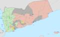 Yemen war detailed map (26 March 2015).png