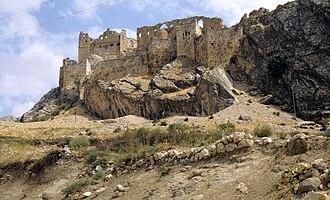 Arsameia - The Mameluke fort at Yenikale