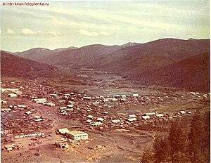 Ust-Maysky District - Ynykchan, 1990, Ust-Maysky District