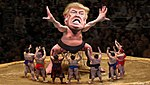 Yokozuna Trump Towers Over His Challengers (23084798353).jpg