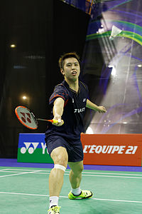 Ken'ichi Tago, French Super Series 2013.