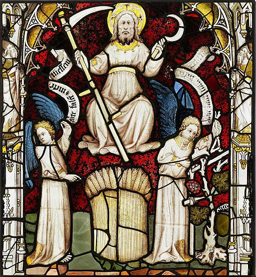 York Minster - The Harvest of the Earth and the Vintage of the Wrath of God