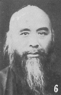 Yu Youren Taiwanese politician