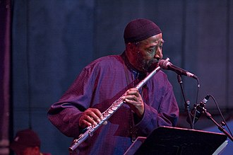 Yusef Lateef - Lateef performing in 2007 at the Detroit Jazz Festival