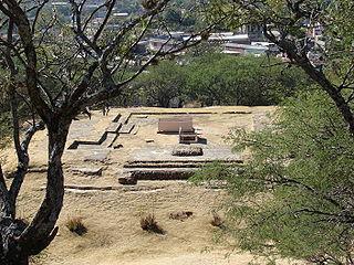 Zaachila human settlement